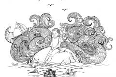 Illustratsioon-meri