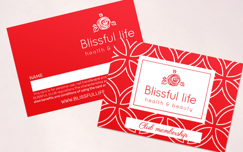 Blissful-member-card-mocup